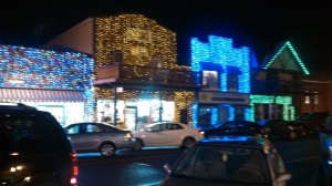 Holiday Lighting in Hayward WI