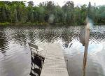 View of Chippewa Flowage from dock