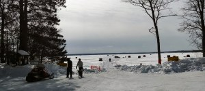 Walleyes for Northwest Wisconsin Ice Fishing